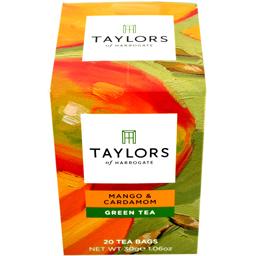 Ceai verde cu mango si cardamom 20x1.5g