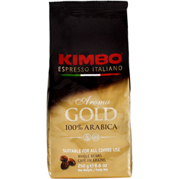 Cafea boabe aroma gold 250g