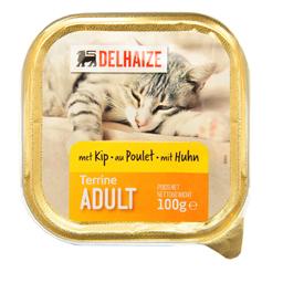 Terina cu carne de pui, pentru pisici 100g