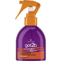 Spray pentru indreptarea parului Straight on 4 days 200ml