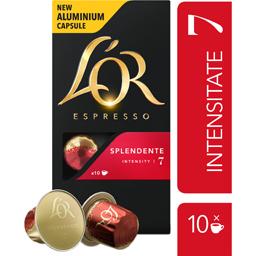 Cafea Espresso Splendente 7, 10 capsule
