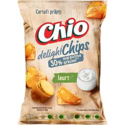 Chips din cartofi cu gust de iaurt 125g