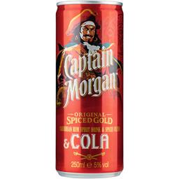 Rom & cola  250ml
