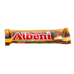 Baton de ciocolata cu caramel 31g