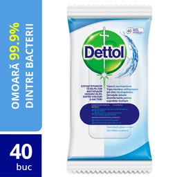 Servetele dezinfectante 40 bucati