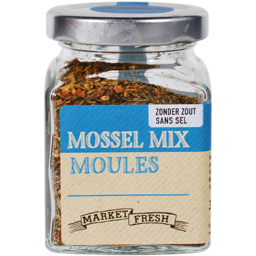 Condimente mix midii 34g