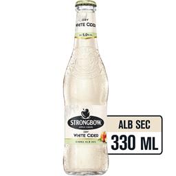 Cidru din mere Dry White 330ml