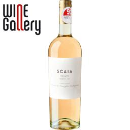Vin rose sec 0.75l