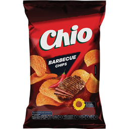 Chips cu gust barbecue 140g