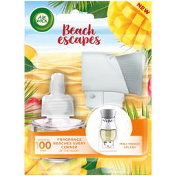 Aparat electric+rezerva Maui mango splash 19ml