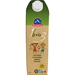 Lapte bio 3.7% grasime 1L