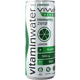 Apa cu vitamine si rooibos Immunity 250ml