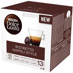 Capsule cafea Ristretto Napoli 128g