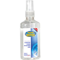 Dezinfectant de maini, antibacterian, lichid  100ml