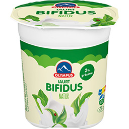 Iaurt cu bifidus 2% grasime 125g