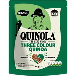 Quinoa bio 3 culori 250g