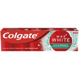 Pasta de dinti Max White Clay & Minerals 75ml