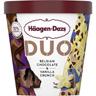 Inghetata Duo Belgian Chocolate & Vanilla Crunch 350g