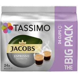 Cafea Espresso Ristretto, 24 capsule