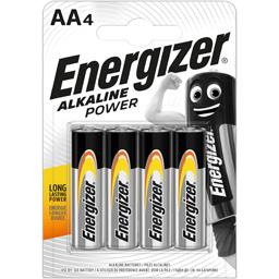 Baterii alcaline AA 4 bucati