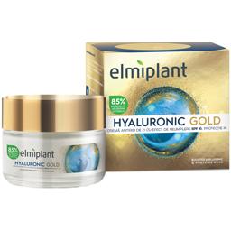 Crema antirid de zi Hyaluronic Gold 50ml