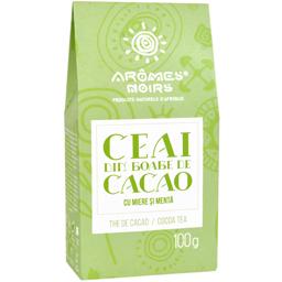 Ceai din boabe de cacao cu miere si menta 100g
