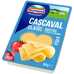 Cascaval felii clasic 150g