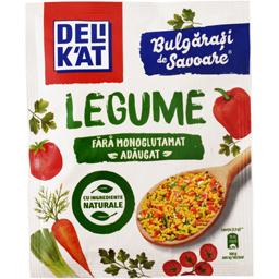 Bulgarasi de savoare legume fara monoglutamat de sodiu 75g