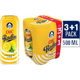 Bere 1.9% alcool cu limonada 3+1X500ml