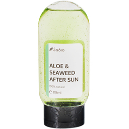 Gel After Sun cu alge si aloe vera 118ml