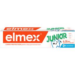 Pasta de dinti Junior 6-12 ani 75ml