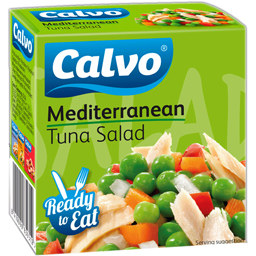 Salata cu ton Mediteraneana 150g