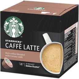Cafea Caffe Latte, 12 capsule