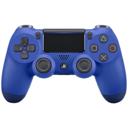 Controller Sony Dualshock 4 Blue V2 pentru PlayStation 4