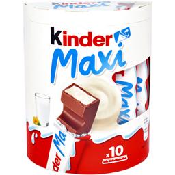 Baton de ciocolata cu lapte Maxi 210g