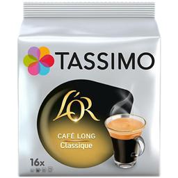 Cafea Cafe Long Clasique, 16 capsule