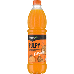Bautura racoritoare necarbogazoasa cu suc de portocale 1.5L
