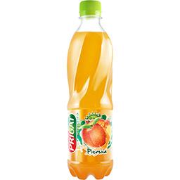 Bautura racoritoare necarbonatata cu suc de persica 0.5L