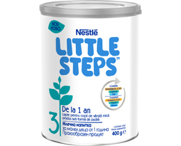Nestle Little Steps