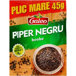 Piper negru boabe 45g