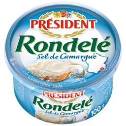 Crema de branza aerata cu sare de Camargue 100g