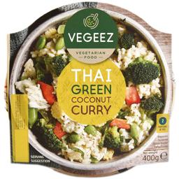 Orez cu legume condimentat 400g