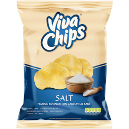 Chips cu sare 100g