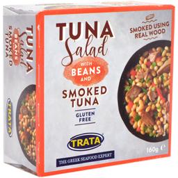 Salata de ton cu fasole 160g