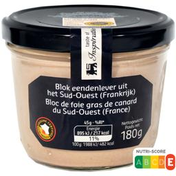 Fois gras rata 180g
