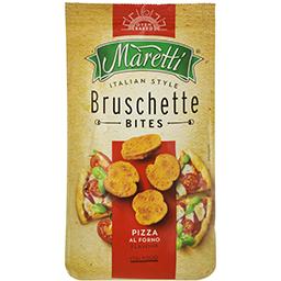Bruschette cu aroma de pizza 70g