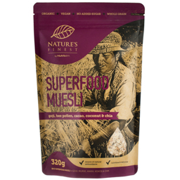 Musli ecologic Superfood 320g
