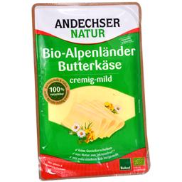 Branza organica semidura, fara lactoza 150g