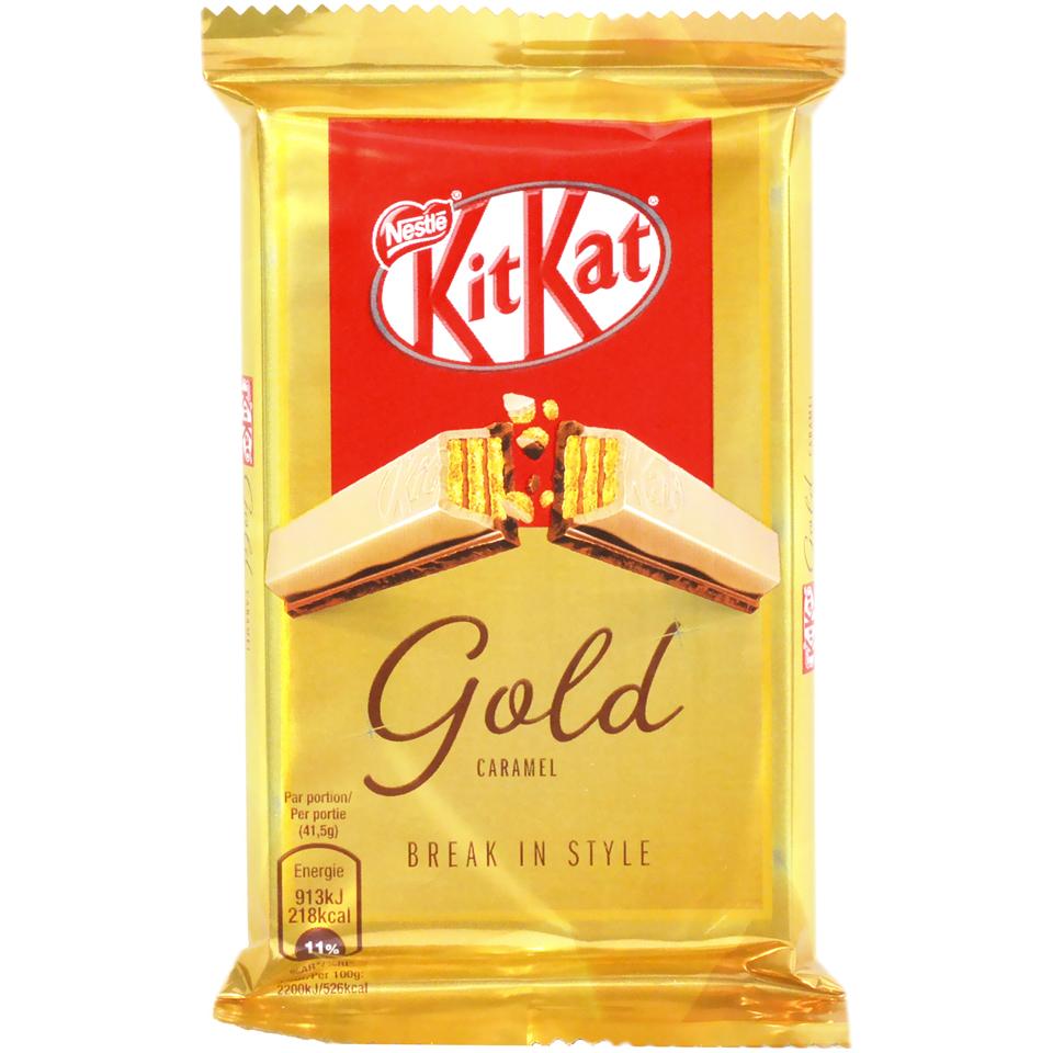 KitKat-Gold
