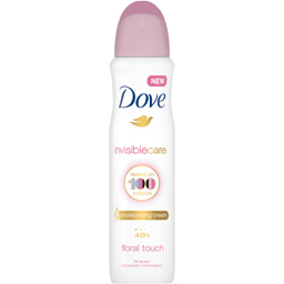 Deodorant spray Invisible Care 150ml